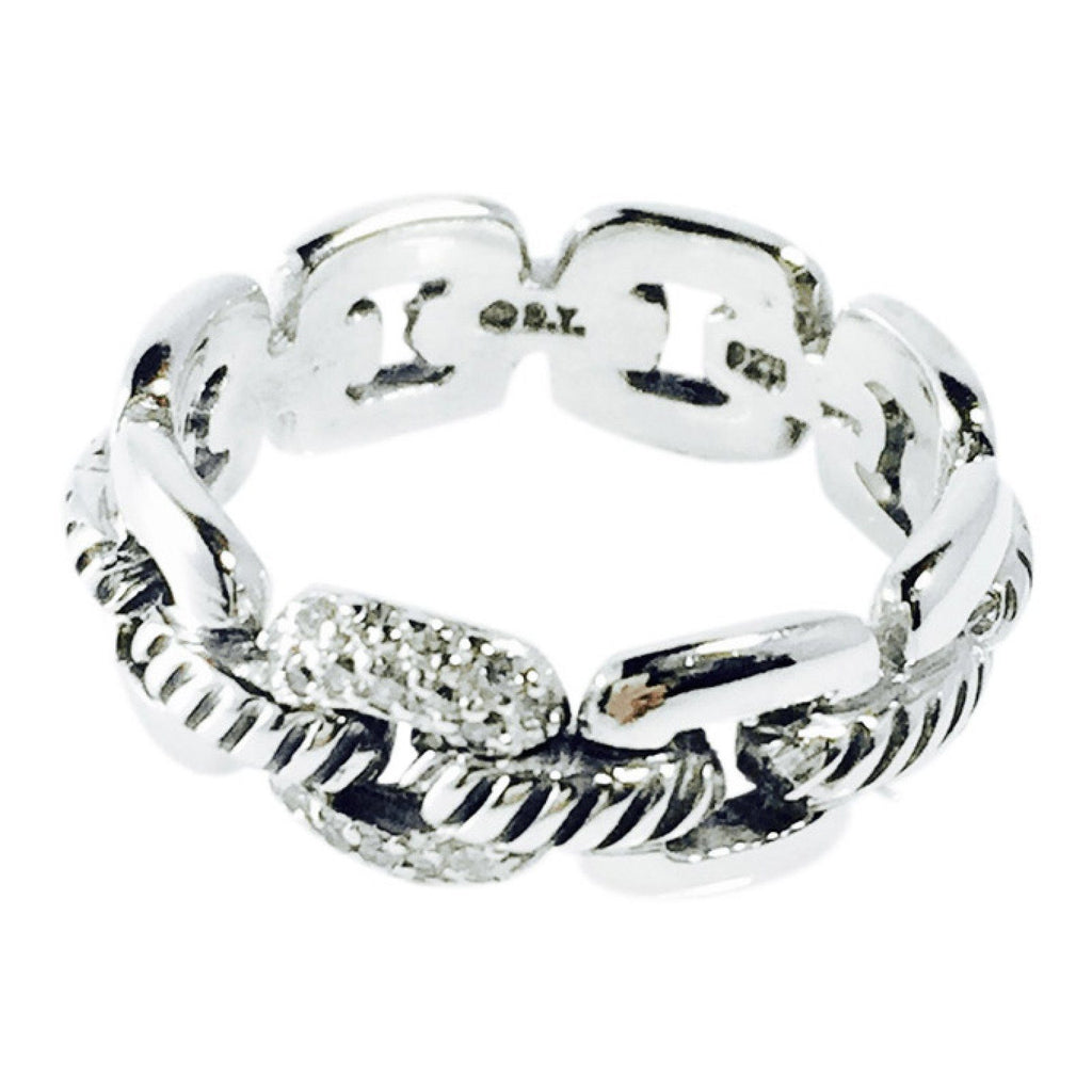 David Yurman Cable Link Ring - Rings