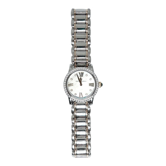 David Yurman Diamond Classic 30MM Quartz Watch Watches David Yurman