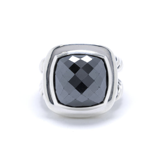 David Yurman Hematite Albion Ring Rings David Yurman