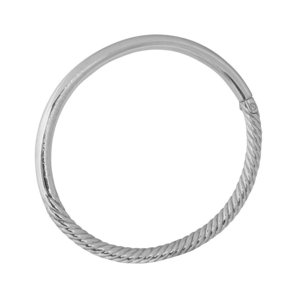 David Yurman Hinged Cable Bracelet Bracelets David Yurman