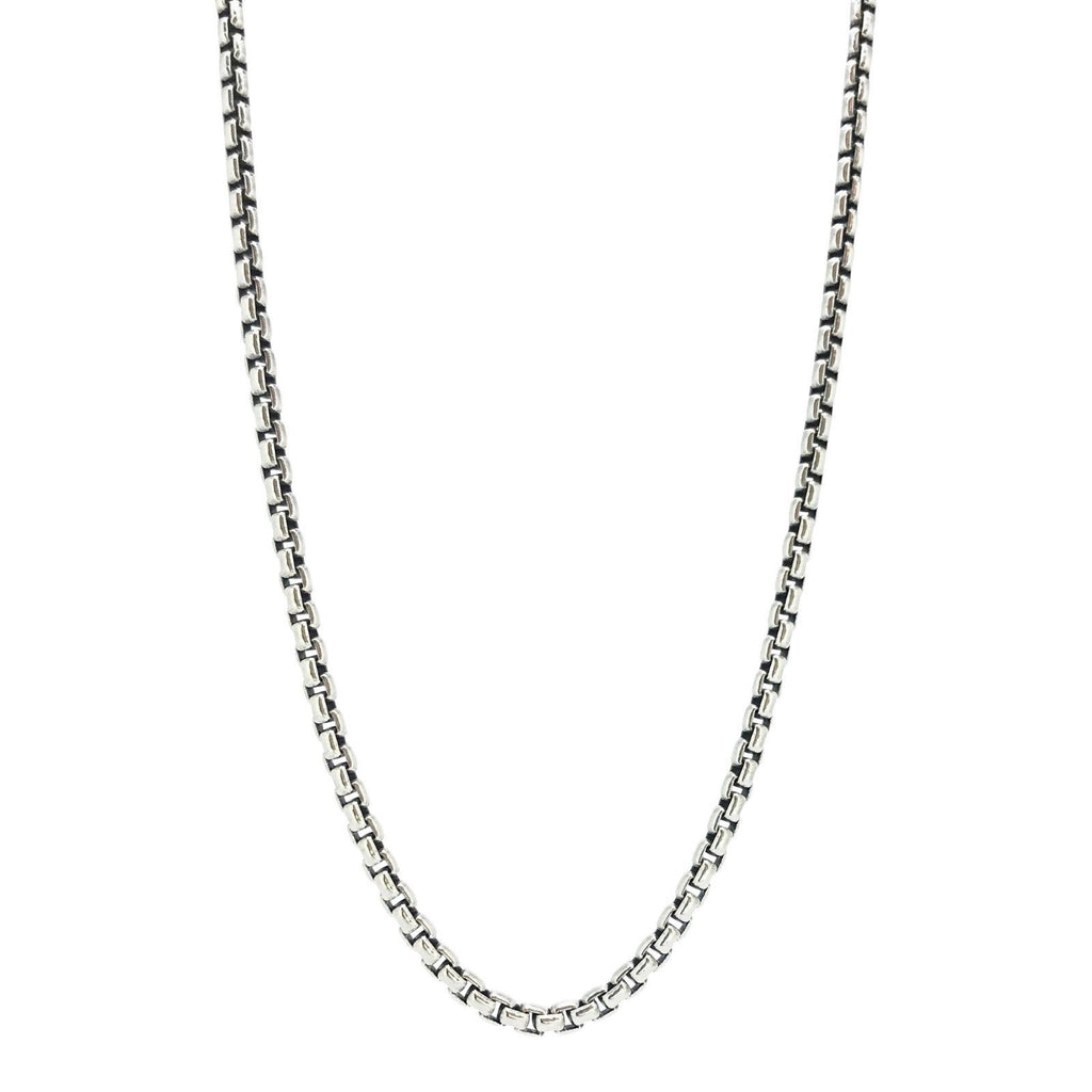 David Yurman Medium Box Chain Necklace - Necklaces