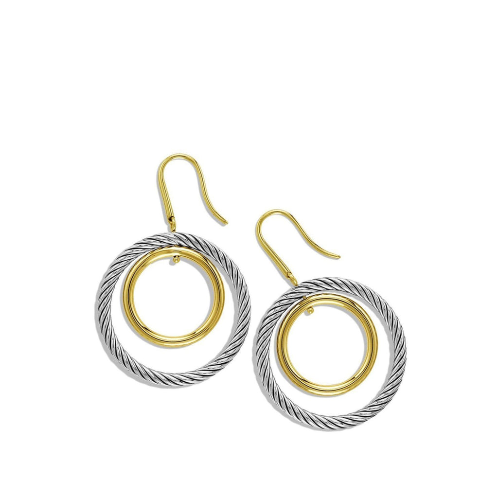 David Yurman Mobile Round Earrings Earrings David Yurman