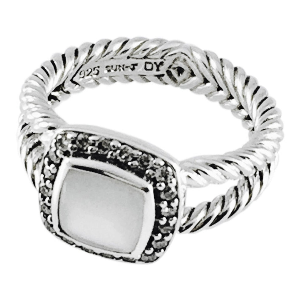 David Yurman Petite Albion Ring Rings David Yurman