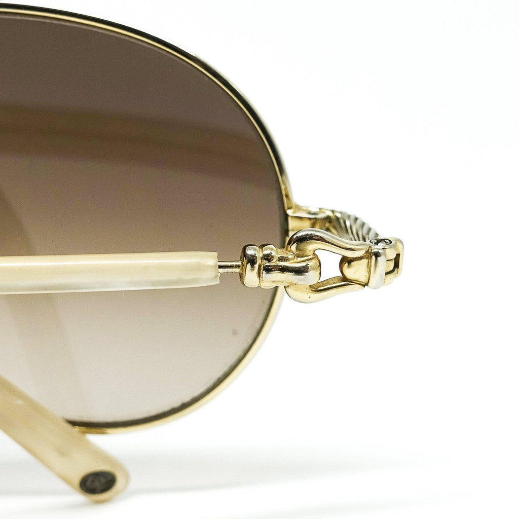 David Yurman Tinted Aviator Sunglasses - Accessories