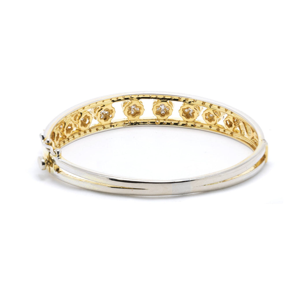 Diamond Bangle Bracelet Bracelets Miscellaneous