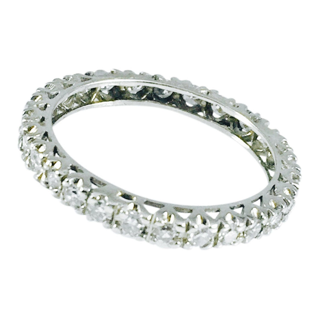 Diamond Eternity Band Rings Miscellaneous
