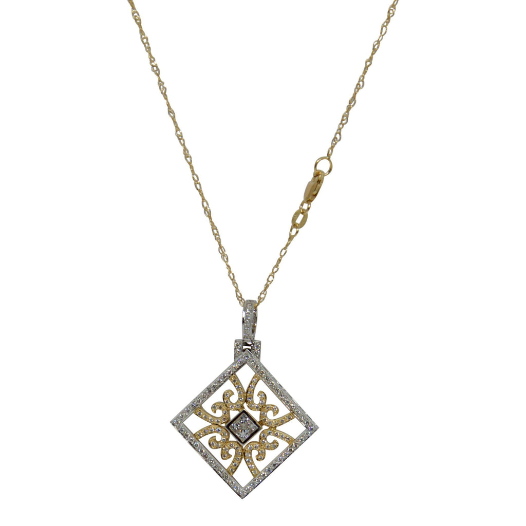 Diamond Pendant Necklace Necklaces Miscellaneous