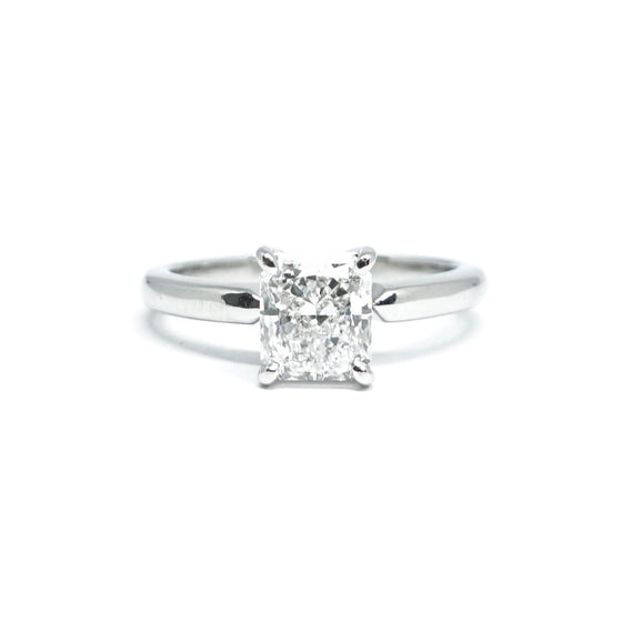 Diamond Solitaire Engagement Ring Rings Miscellaneous