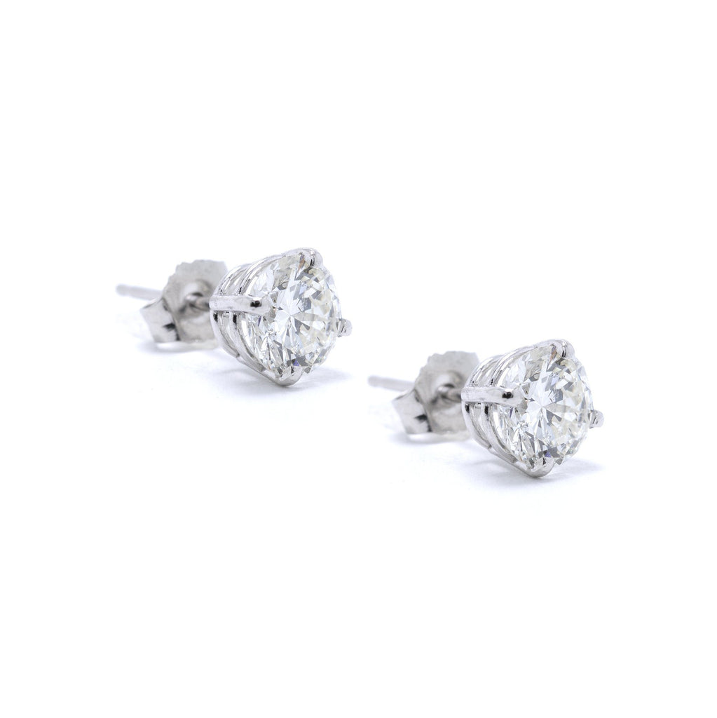 Diamond Stud Earrings Earrings Miscellaneous