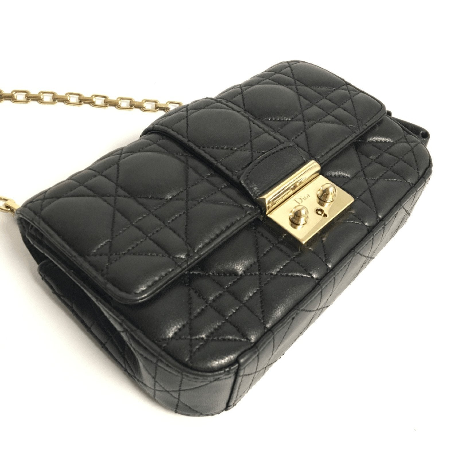 Christian Dior Small Miss Dior Flap Bag Oliver Jewellery