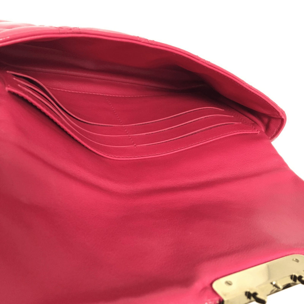 Dior Pink New Lock Pouch Bag Bags Dior