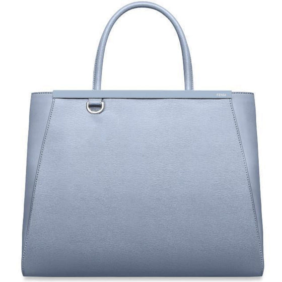 Fendi Blue 2 Jours Bags Fendi