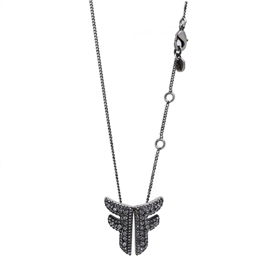 Fendi FFREEDOM Pendant Necklace Necklaces Fendi