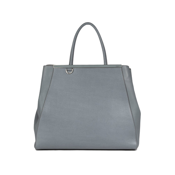 Fendi Large 2Jours Elite Shopper Tote Bags Fendi