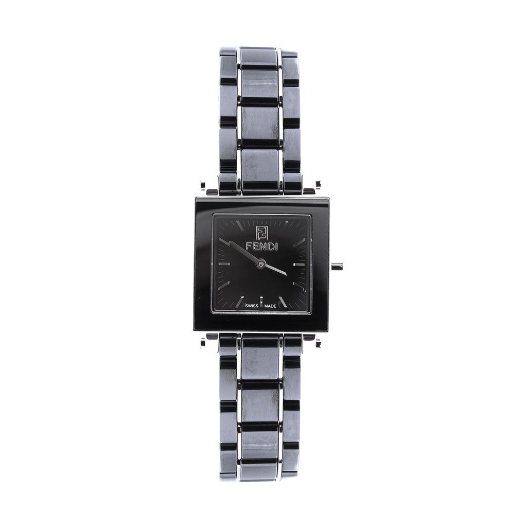Fendi Quadro Watch Watches Fendi