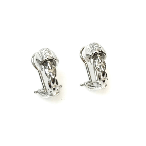 Fope Diamond Earrings Earrings Fope
