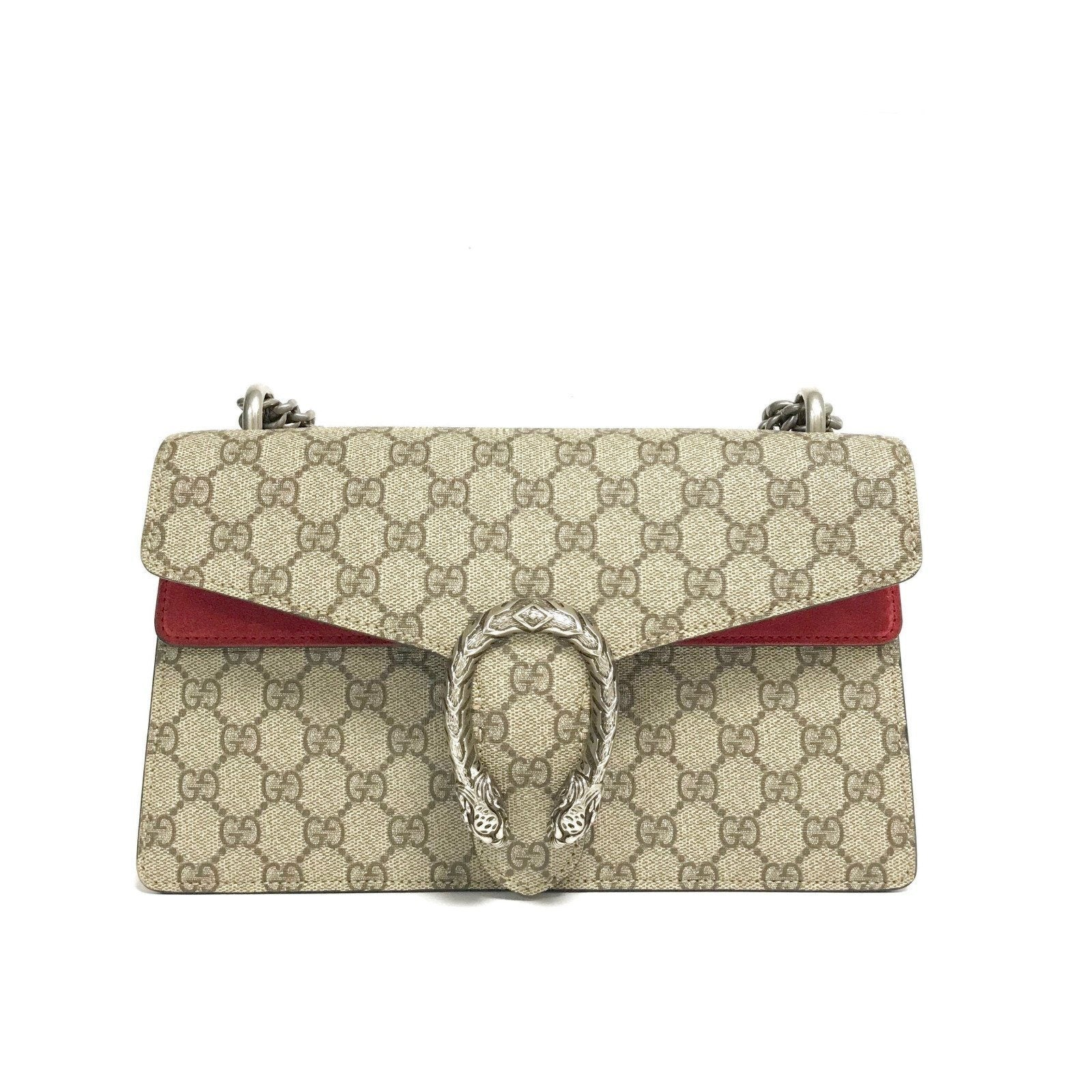 56a662c49205 Gucci Dionysus Small GG Shoulder Bag– Oliver Jewellery