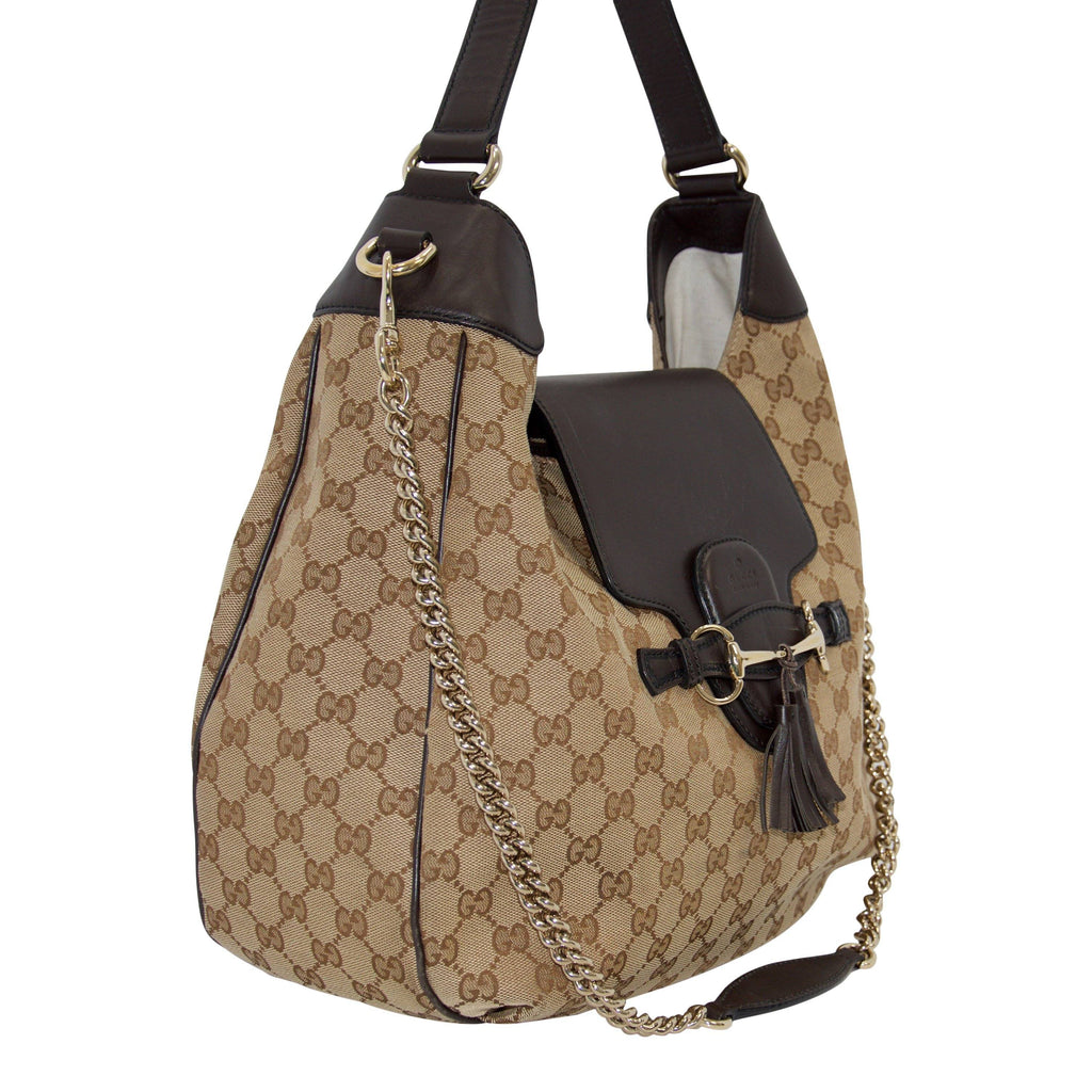 Gucci Emily Chain Shoulder Bag Bags Gucci