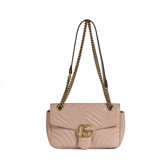 Gucci GG Marmont Matelasse Small Shoulder Bag Bags Gucci
