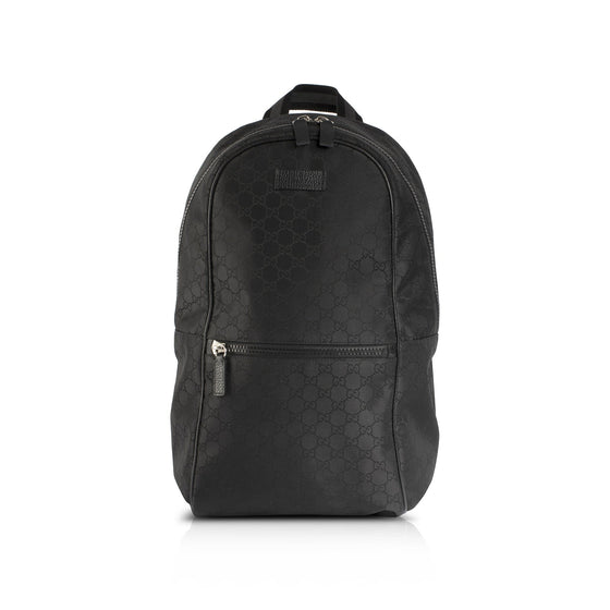 Gucci GG Nylon Backpack Bags Gucci