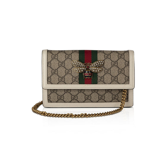 Gucci GG Supreme Mini Queen Margaret Bag Bags Gucci