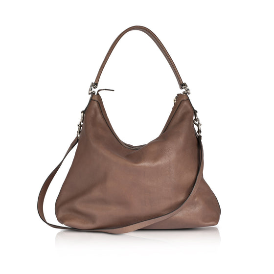 Gucci Miss GG Leather Hobo Bags Gucci