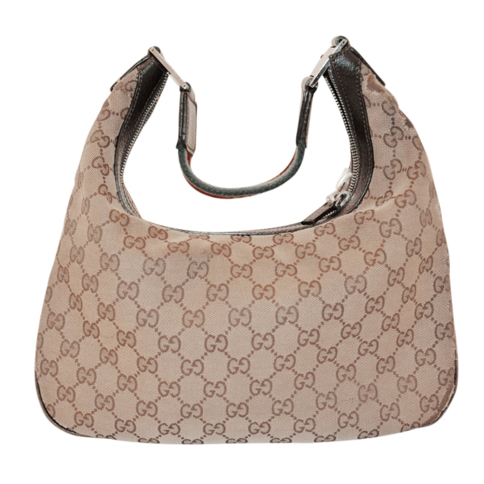 9fd803f30791 Gucci Monogram Hobo Shoulder Bag– Oliver Jewellery