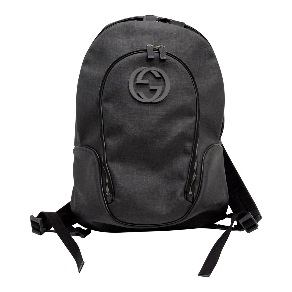 Gucci Plus Interlocking GG Backpack Bags Gucci
