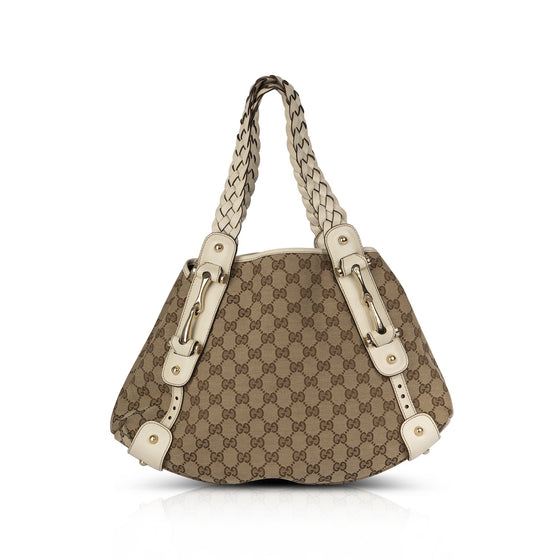 Gucci Small GG Canvas Pelham Shoulder Bag Bags Gucci