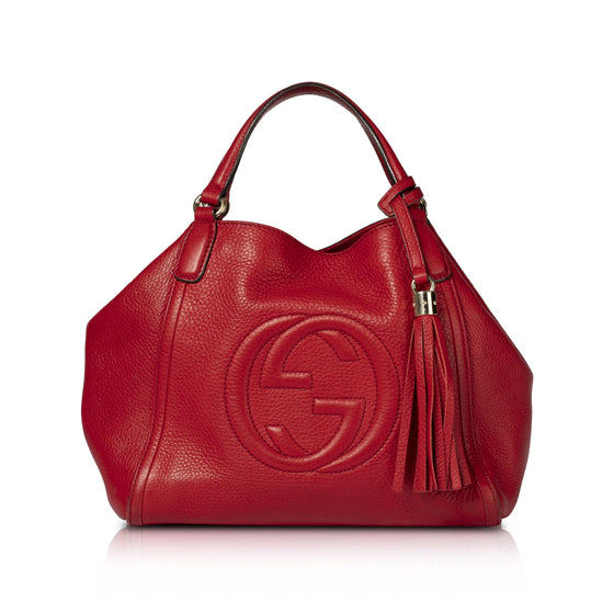 Gucci Small Soho Convertible Shoulder Bag Bags Gucci