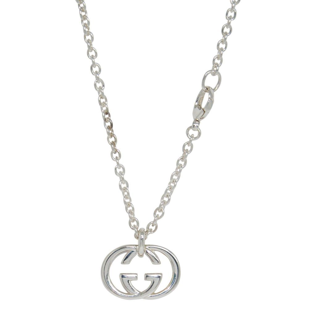 Gucci Interlocking G Pendant Necklace Necklaces Gucci