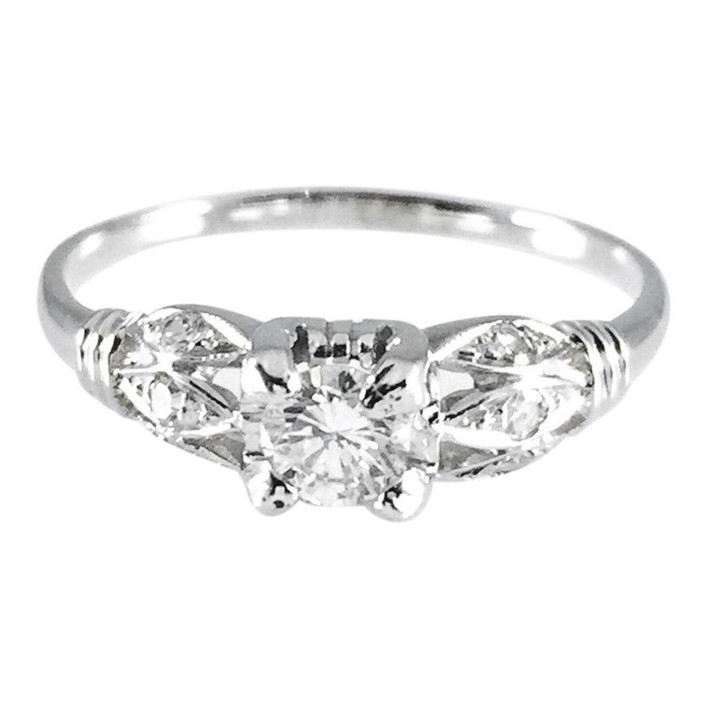 Hand Assembled Diamond Ring Rings Miscellaneous