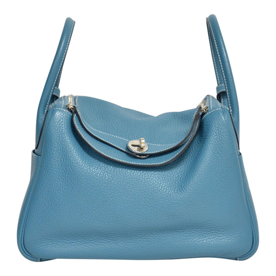 Hermes Blue Lindy - Bags