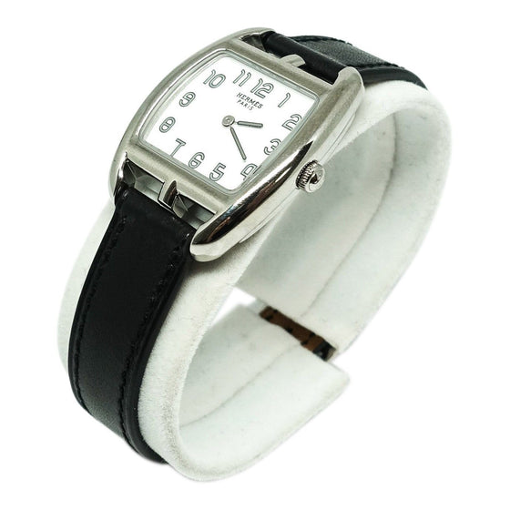 Hermes Cape Cod PM Tonneau Watch Watches Hermes