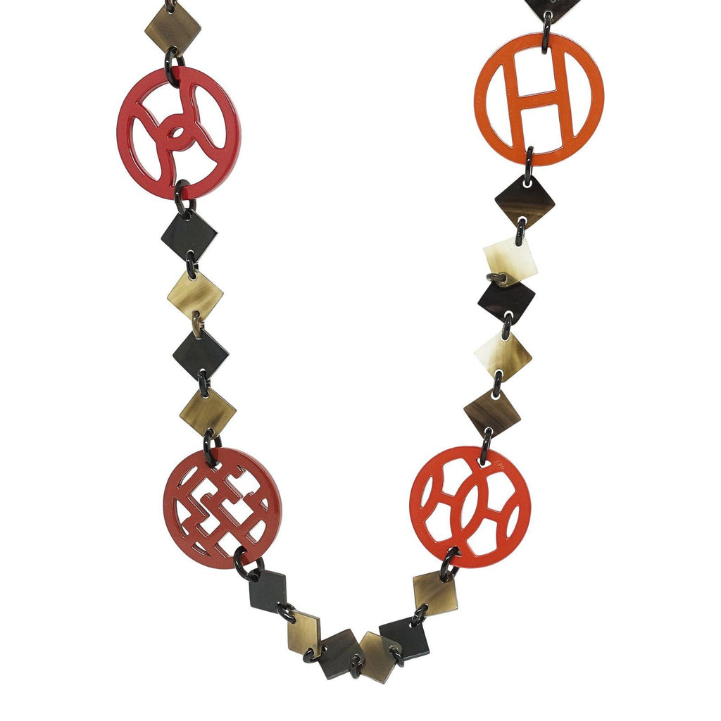 Hermes Deva Necklace - Necklaces