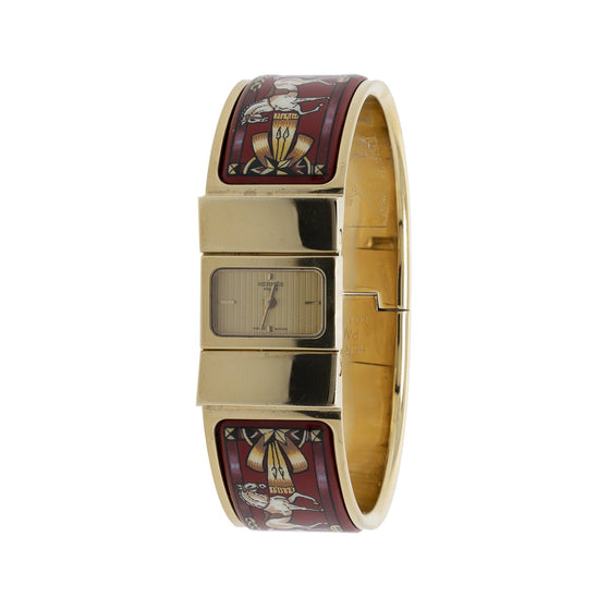 Hermes Loquet Watch Watches Hermes