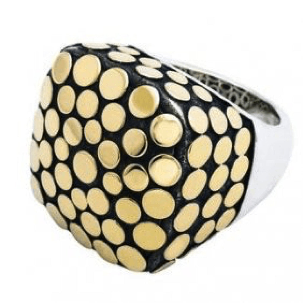 John Hardy Dot Collection Ring Rings John Hardy