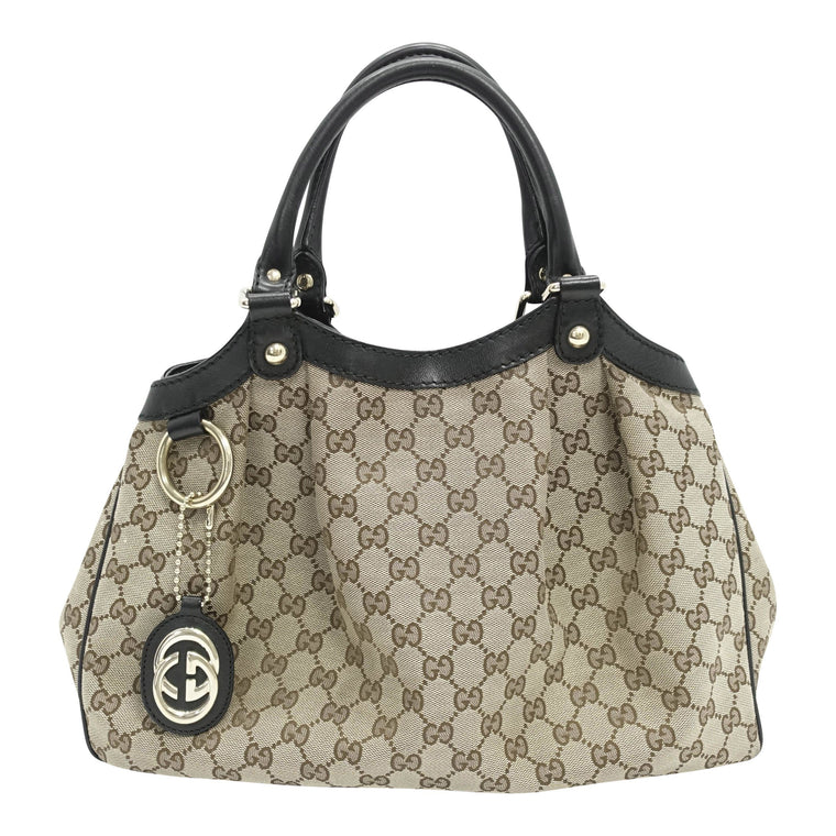 Gucci Medium GG Sukey Tote