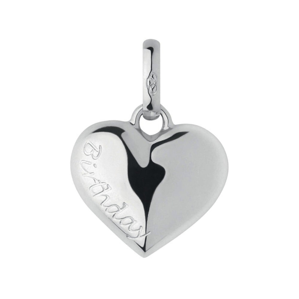 Links of London Birthday Heart Charm Charms & Pendants Links of London