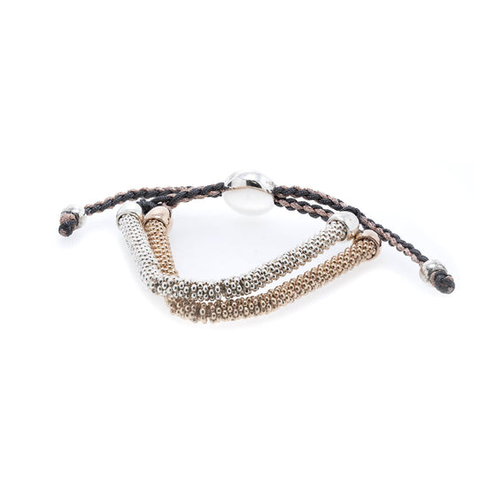 Links of London Effervescence Star Double Cord Bracelet Bracelets Links of London