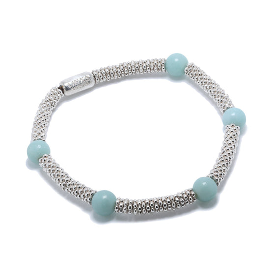 Links of London Effervescence XS Bracelet with Amazonite Bracelets Links of London