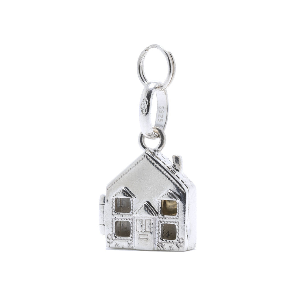 Links of London Home is Where the Heart Is Charm Charms & Pendants Links of London