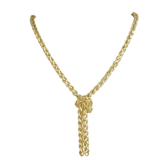 Links of London Infinity Knot Necklace Necklaces Links of London