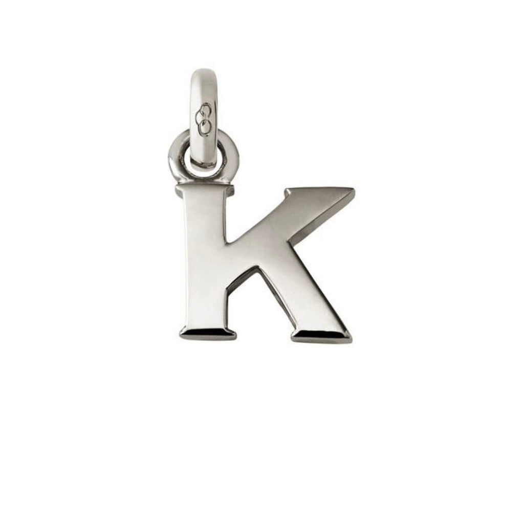 Links of London Letter 'K' Charm Charms & Pendants Links of London