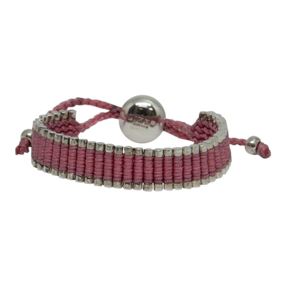 Links of London Pink Friendship Bracelet Bracelets Links of London