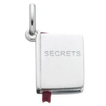 Links of London Secrets Book Charm Charms & Pendants Links of London