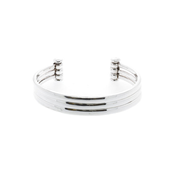Links of London Slinky Three-Row Cuff Bracelet Bracelets Links of London