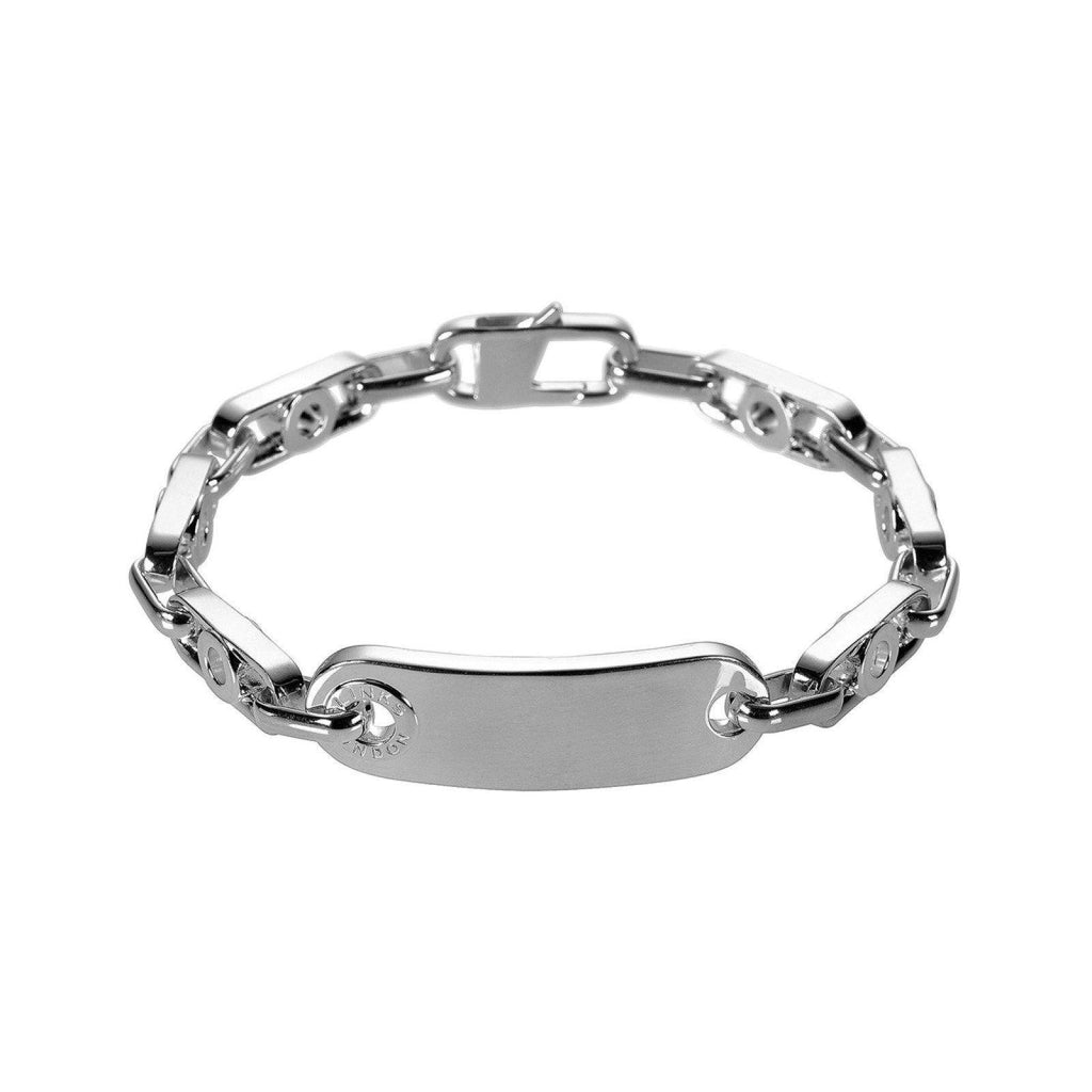 Links of London Soho Dog Tag Bracelet Men's Jewellery Links of London