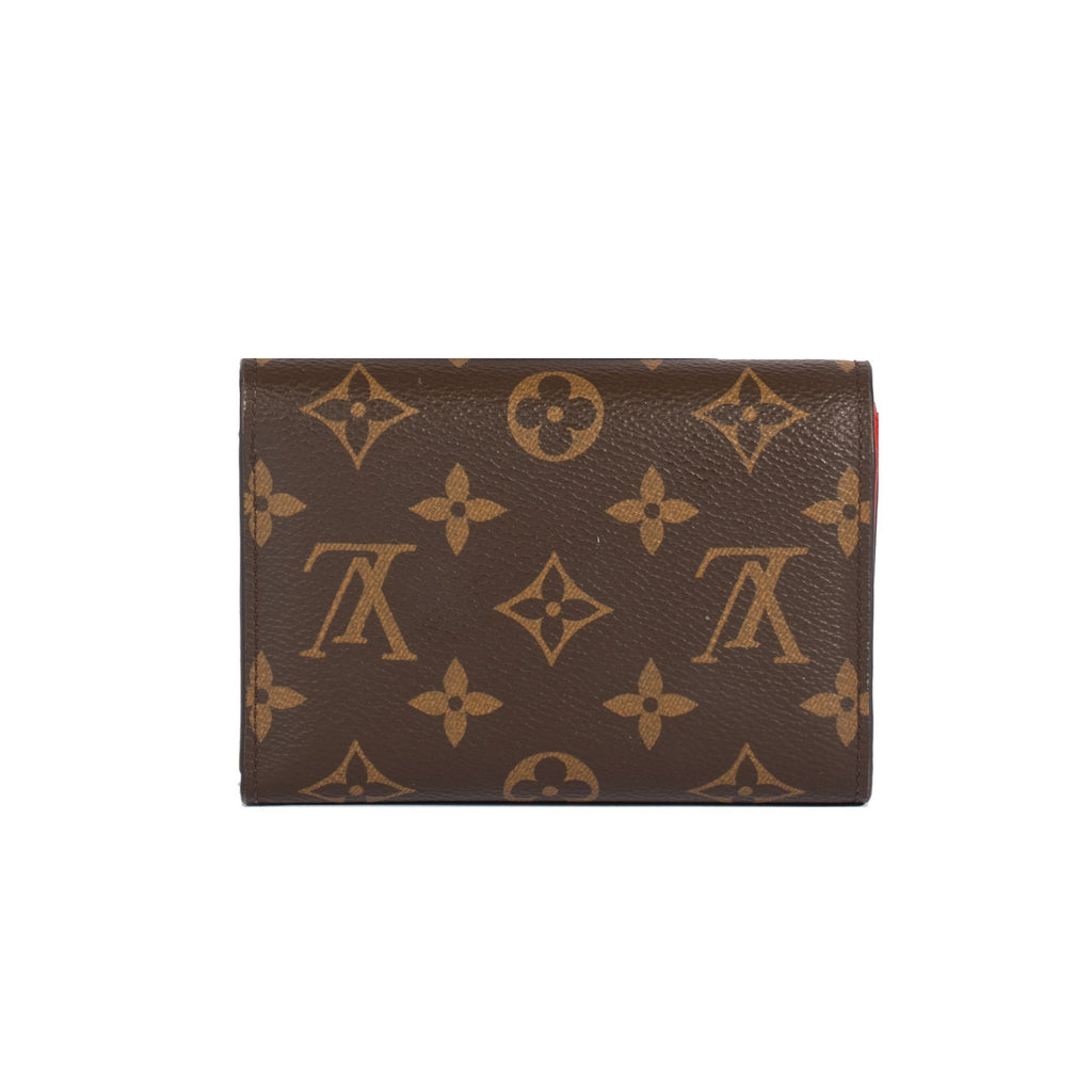 Louis Vuitton 2018 Monogram Flower Compact Wallet Wallets Louis Vuitton