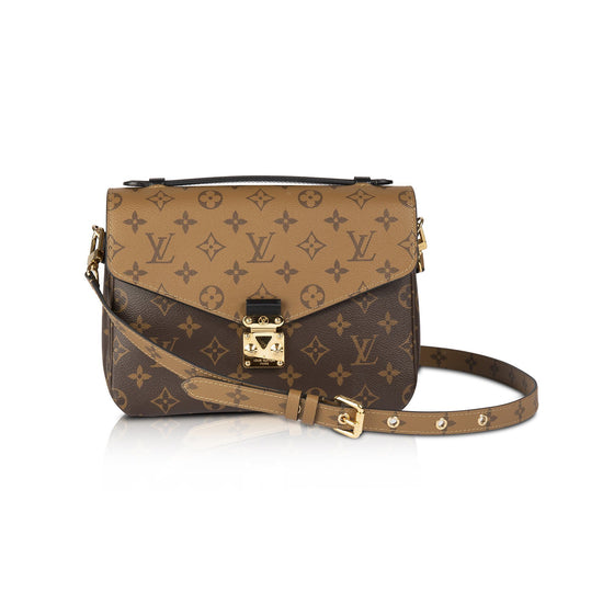 Louis Vuitton 2019 Monogram Reverse Pochette Metis Bags Louis Vuitton